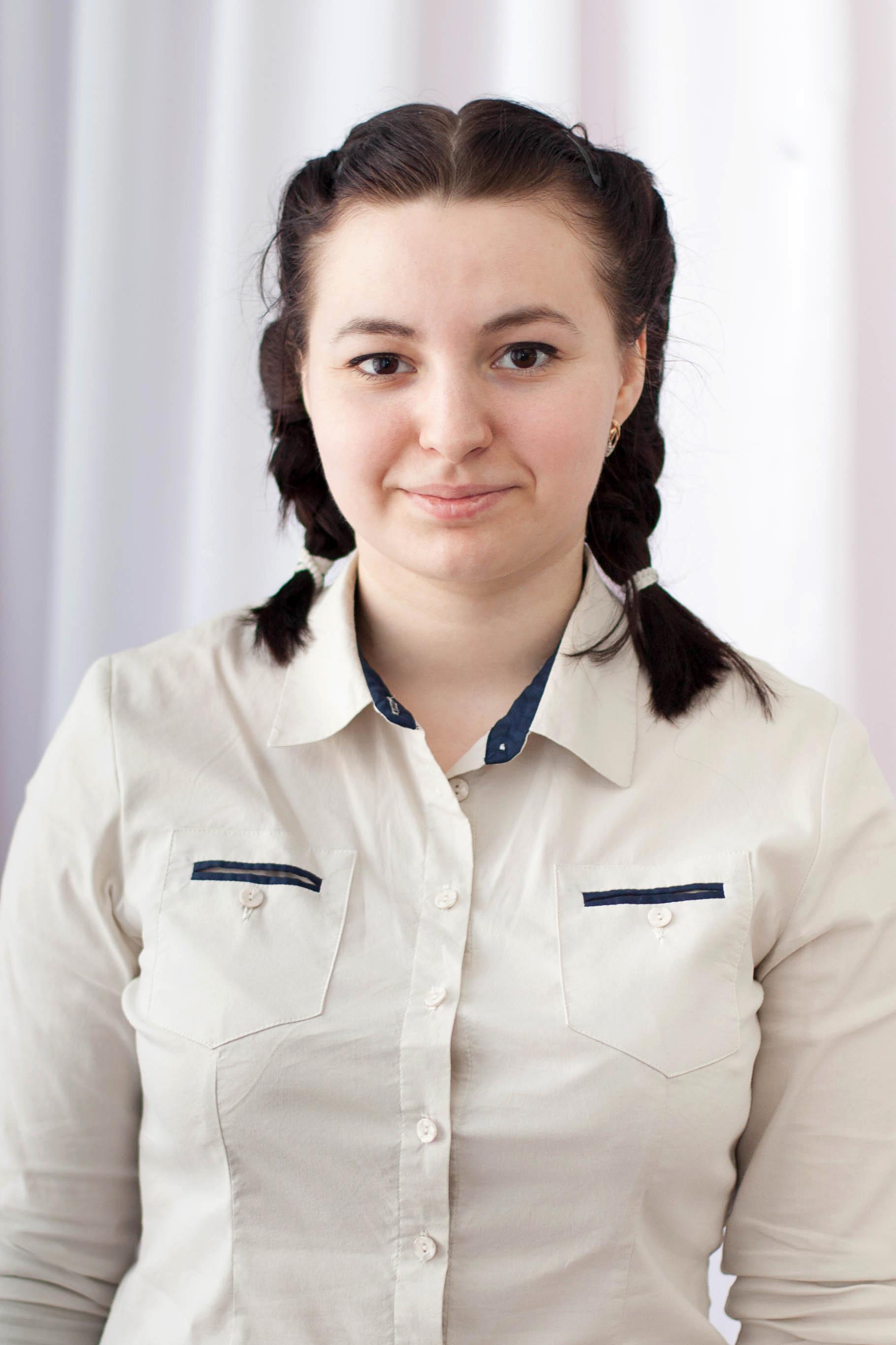 Лисова Анна Александровна