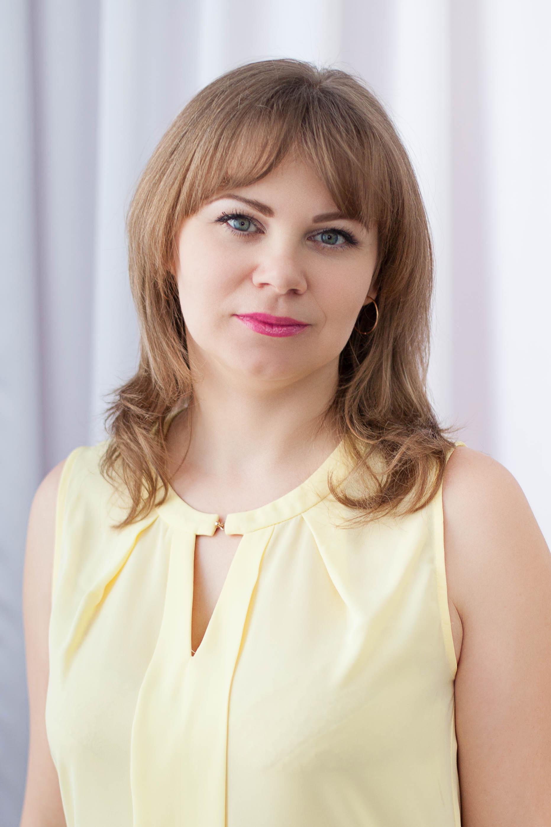 Перфилова Алёна Вячеславовна