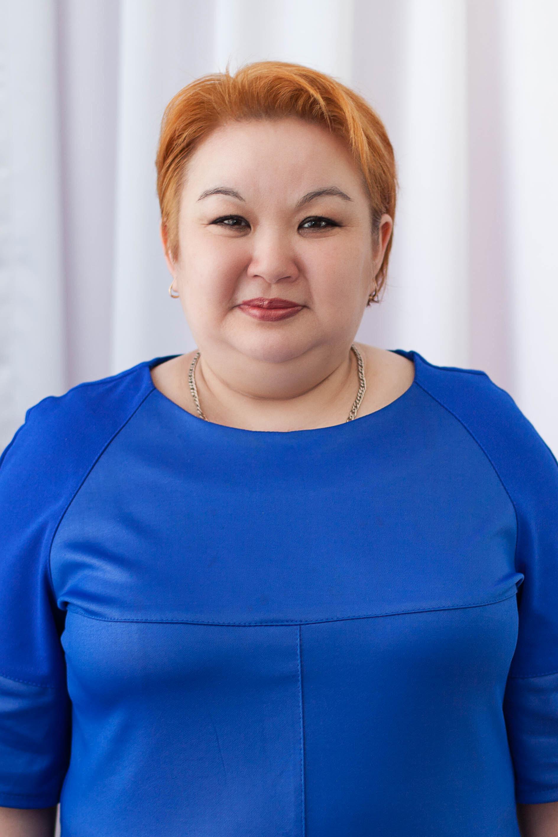 Ратникова Гульнара Алексеевна