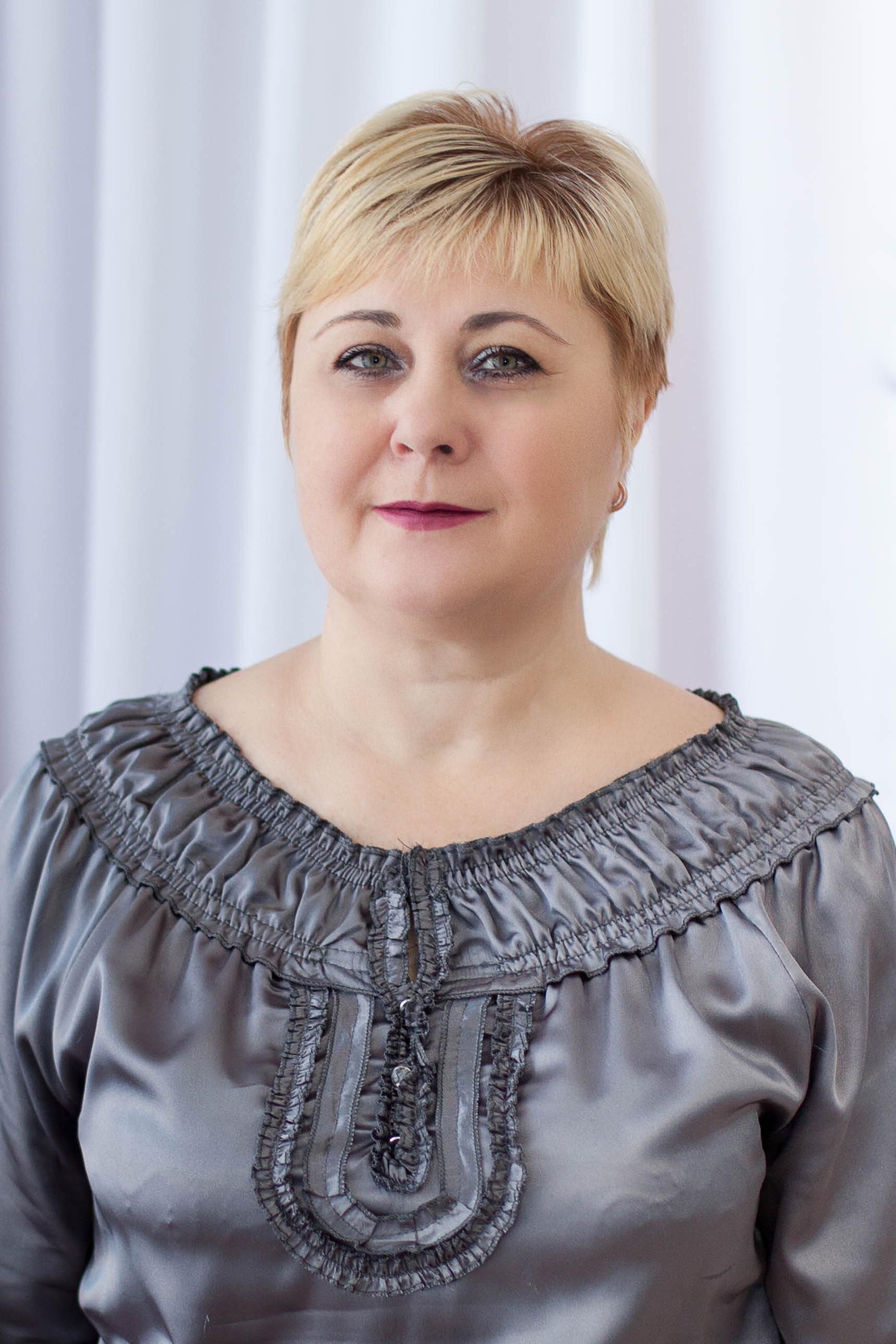 Яструбенская Ольга Федоровна