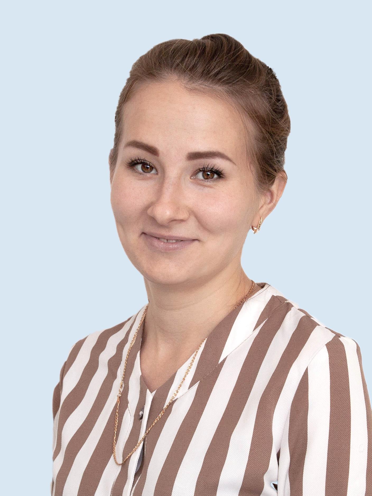 Смолина Регина Рашидовна